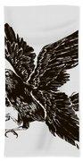 Four Wings Beach Sheet