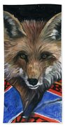 Fox Medicine Beach Towel