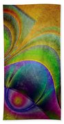 Fractal Design -a5- Beach Towel