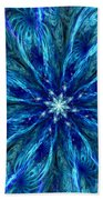 Fractal Flora 062610 Beach Towel