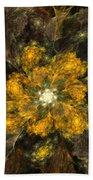 Fractal Floral 02-12-10 Beach Towel