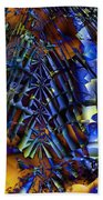 Fractal Of The Day Beach Towel