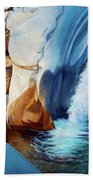 Fragile Moments Beach Towel