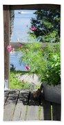 Framed View Beach Towel