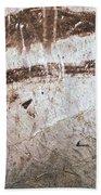 France: Mammoth Art Beach Towel