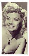 Frances Langford, Vintage Actress Beach Towel