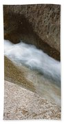 Franconia Falls - Lincoln New Hampshire Usa Beach Sheet