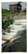 Frankenmuth Lager Mill II Beach Towel