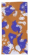 Frantic Delirium - Original Beach Towel