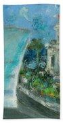 Freedom Tower And Aaa Beach Towel