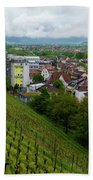 Freiburg Wine Sloop Beach Towel
