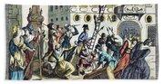 French Revolution, 1789 Beach Sheet