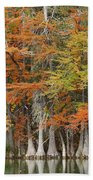 Frio River #5 2am-27571 Beach Towel