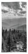From Clingmans Dome Beach Towel