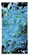 From The Glory Of Trees Abstract Beach Towel