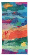 From The Oasis Beach Towel