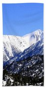 Frontier Splendor Beach Towel