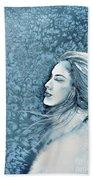 Frozen Dreams Beach Towel