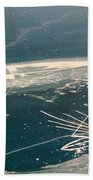 Frozen In Time Beach Towel
