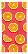 Fruit 2 Beach Towel by Mark Ashkenazi
