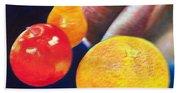Fruit Lips Beach Towel