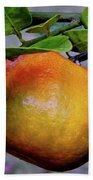 Fruit On The Tree Beach Towel