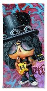 Funko Slash Beach Towel by Miki De Goodaboom