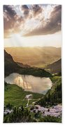 Gaisalpsee Beach Towel