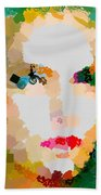 Gal Hotty Totty Beach Towel