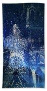 Galactic Prometheus Beach Towel