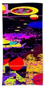 Galactic Voyages Beach Towel