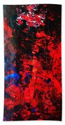 Galaxy Without Gravity Beach Towel