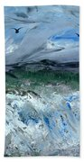 Gale Winds Beach Towel
