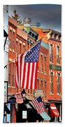 Galena On A Perfect Day Beach Towel