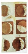 Galileo - Moon Beach Towel