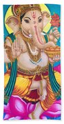 Ganesha  Beach Towel