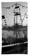 Gang Of Pirates Beach Towel