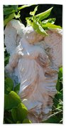 Garden Angel Beach Towel