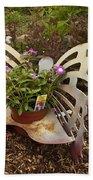 Garden Art Beach Sheet
