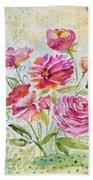 Garden Beauty-jp2957 Beach Towel