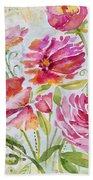 Garden Beauty-jp2957b Beach Towel