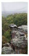 Garden Of The Gods Beach Towel by Andrea Silies