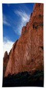 Garden Of The Gods  Beach Towel