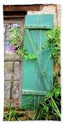 Garden Window Beach Sheet