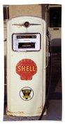 Gas Pump Beach Sheet