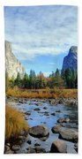 Gates Of The Valley Beach Towel