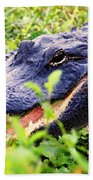 Gator 1 Beach Towel