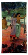 Gauguin: Call, 1902 Beach Towel