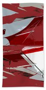 Gee Bee Racer Beach Towel
