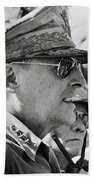 General Douglas Macarthur, 1944 Beach Towel